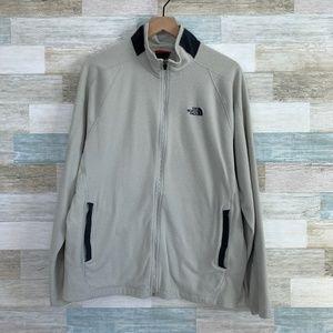FlashDry Fleece Jacket Ivory The North Face
